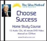 The Silva Method Choose Success Home Study Course featuring the problem solving techniques of the Silva Method available at www.SilvaCourses.com